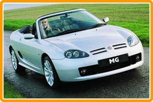 MG Car Service