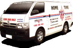 Home Tune Van
